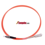 Simplex OM1 62.5/125 Multimode Fiber Optic Patch Cable