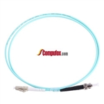 Simplex OM4 50/125 Multimode Fiber Optic Patch Cable