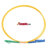 Simplex OS1 9/125 Singlemode Fiber Optic Patch Cable