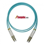 Duplex OM3 10G 50/125 Multimode Fiber Optic Patch Cable