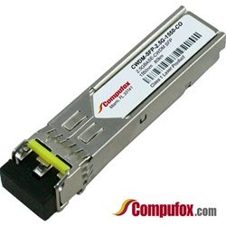 CWDM-SFP-2.5G-1550 (100% Cisco Compatible)