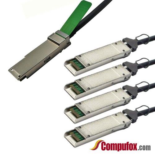 Qsfp 4xfp Cu50cm 100 Cisco Compatible Lowest Prices
