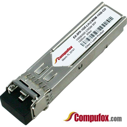 EX-SFP-1GE-LH 100/% Juniper Compatible Optics