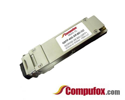 Compatible QSFP-40G-SR4 for Cisco N3000 N3K-C3064TQ-10GT