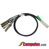 QSFP-4SFP10G-CU50CM (100% Cisco compatible)
